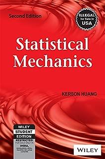 Best huang statistical mechanics Reviews