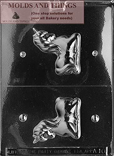 Animals 3D UNICORN Chocolate Popular products Candy Mold x Sale special price Soap 3 Product Good