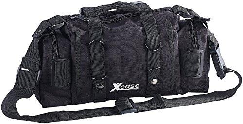 Xcase Sacoche 3 en 1 : Portage épaule, Main ou Taille