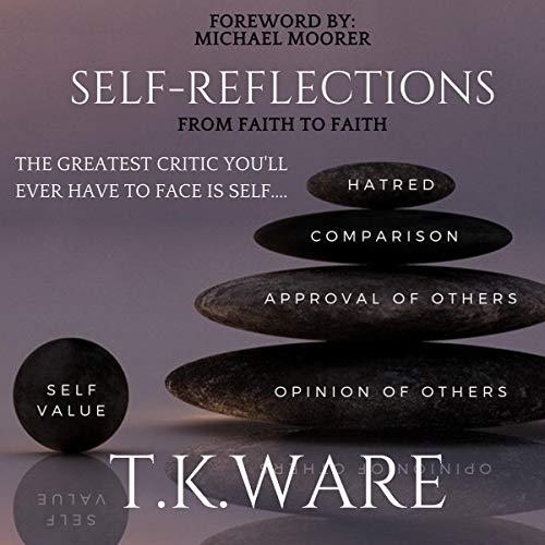『Self-Reflections』のカバーアート