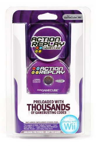 Wii Gamecube Action Replay (Wii compatible)
