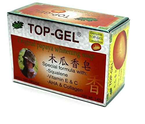 Top-Gel zeep original Papaya whitening Soap