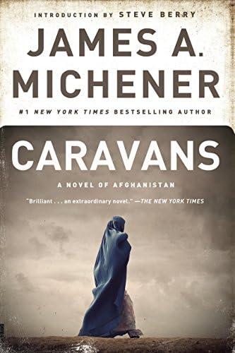 Caravans A Novel of Afghanistan product image