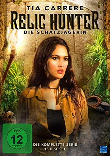 Relic Hunter - Die Schatzjägerin - Gesamtbox [15 DVDs]