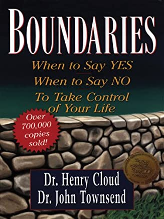 Boundaries: When to Say Yes, When to Say No, to Take Control of Your Life (Walker Large Print Books)