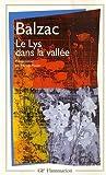 Le Lys dans la vallée - Flammarion - 07/01/1993