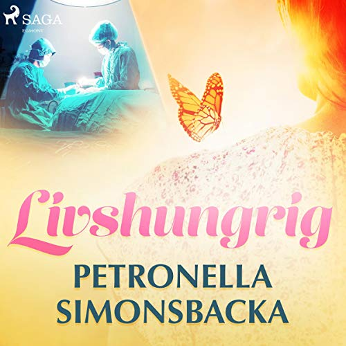 Livshungrig audiobook cover art