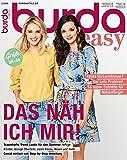 Burda easy Nähmagazin 2020#02 Frühling/Sommer-Ausgabe Schnittmuster für Nähanfänger