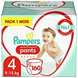 Pampers Couches-Culottes Premium Protection Pants Taille 4...