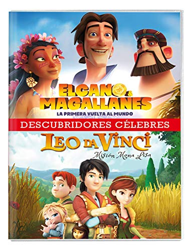 Descubridores Célebres (Pack) [DVD]