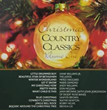 All-Time Greatest Christmas Classics by Crosby, Cole, Judds, Haggard, Lee, Newton, Williams, Martin, Helms (1998-10-06)