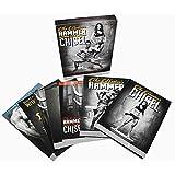 Qspeed Hammer and Chisel Base Kit,6 DVDs Exercise Fitness Discs DVD Videos