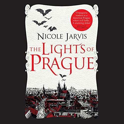 The Lights of Prague Audiobook By Nicole Jarvis cover art