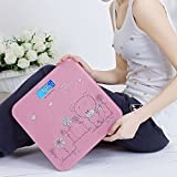 Xectes Electronic Digital Portable Baby Adults Weighing Scale/Weight Machine (Max 180 kg, Multicolour)