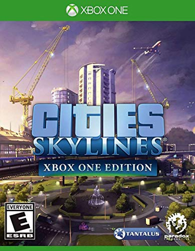 Cities Skylines Xbox One Edition (Xbox One)