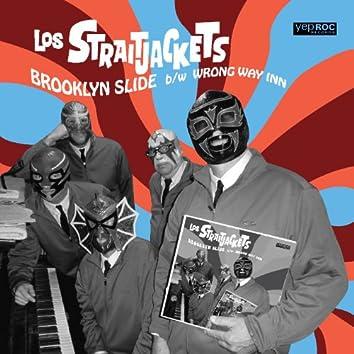 Brooklyn Slide / Wrong Way Inn - Single
