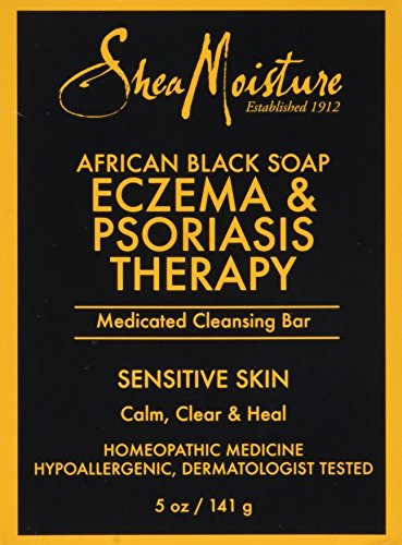 SheaMoisture African Black Soap Eczema Therapy (Medicated) - 5 oz