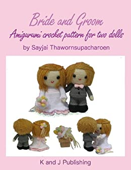 Bride & Groom Amigurumi pattern, Perfect Wedding Gift – G store ... | 337x260
