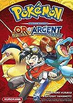 Pokémon La Grande Aventure - Or HeartGold et Argent SoulSilver (1) de Hidenori KUSAKA