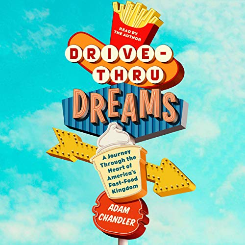 Drive-Thru Dreams audiobook cover art