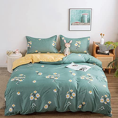 Aloe Cotton Vierteilige Skin Friendly Duvet Deal Single Dorm Single, Bedding & Bedding Duvet Coveredwaredatingfor135x200cm -155X220cm,2