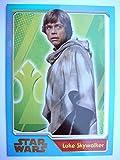 Journey to Star Wars El Despertar De La Fuerza Luke Skywalker Arcoiris Aluminio carta