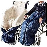 QMZDXH Winter Rollstuhlsack, Rollstuhl Warm Fußsack, Innenfutter Webpelz Polyester, Rollstuhl Winddicht Schlupfsack, Unterkörper Wärmesack, Universal Wickeldecke Für Rollstuhl Und Elektromobil