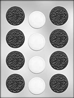 CK Products 1-3/4-Inch Sandwich Cookies Chocolate Mold