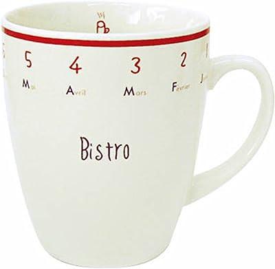 ビストロ BISTRO マグ レッド 2700