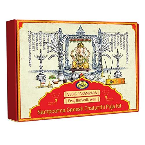 Cycle Vedic Parampara Sampoorna Ganesh Chaturthi Puja Kit