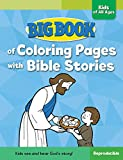 Big Book of Coloring Pages with Bible Stories for Kids...