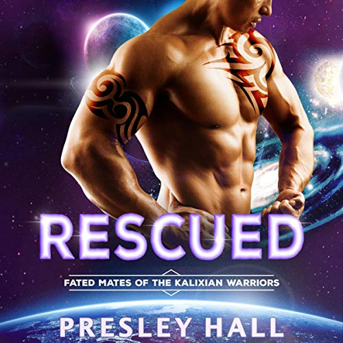 Rescued: A Sci-Fi Alien Romance cover art