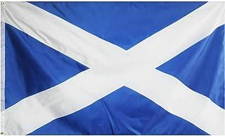England/Scotland Euro 2021 Football Olympic Supporter Flag Bunting 3x5 FT (Scotland)