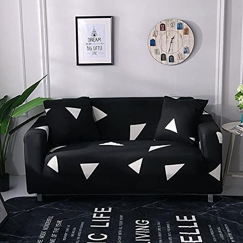 MKQB Funda para sofá de Sala de Estar, combinación de Esquina en Forma de L,...