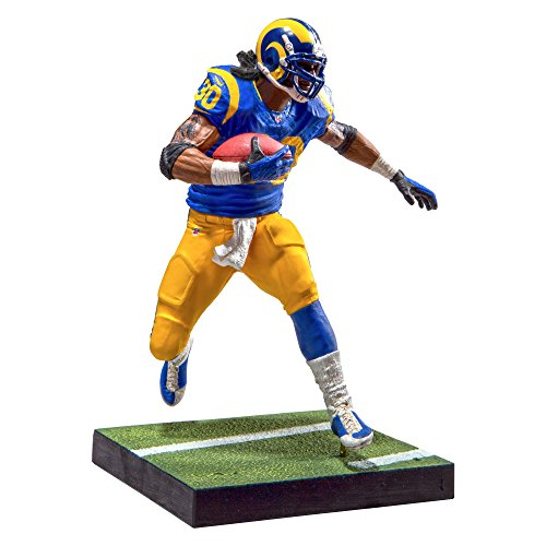 McFarlane Toys EA Sports Madden NFL 17 Ultimate Team Todd Gurley Los Angeles Rams, Action-Figur