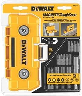 DEWALT DWMTC15 15-Piece Magnetic ToughCase