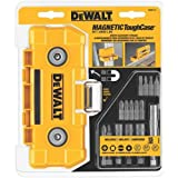 DEWALT DWMTC15 15-Piece Magnetic ToughCase