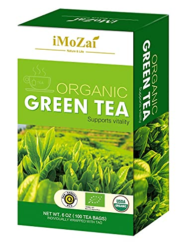green tea for stomach discomfort