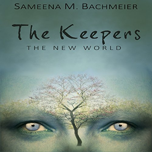The Keepers audiobook cover art