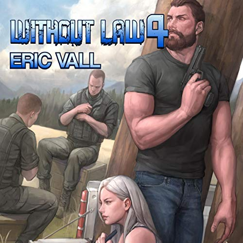 Without Law 4 cover art