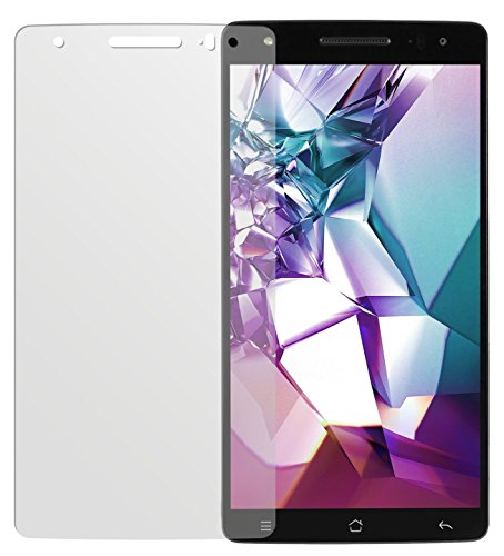 dipos I 2X Schutzfolie matt kompatibel mit Medion Life X6001 / P6001 Folie Bildschirmschutzfolie