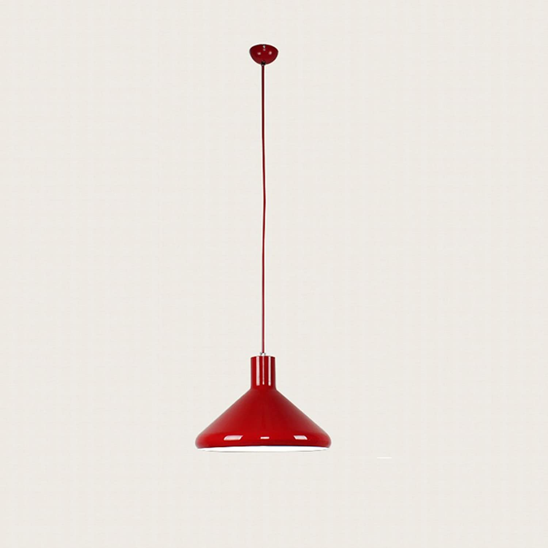 Kronleuchter Nordic Einfache Aluminium Verstellbare Pendelleuchte Kreative Horn Rot Hngeleuchte Restaurant Bar Club Cafe, Φ35cm H25cm E27