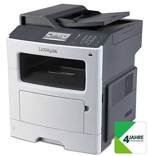Lexmark 35s4485 MX410 schwarz/weiß Laserprinter
