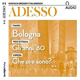 Adesso Audio - Bologna. 12/2017 Titelbild
