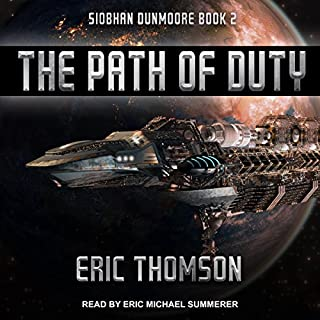 The Path of Duty audiobook cover art