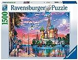 Ravensburger Puzzle 16597 - Moscow - 1500 Teile Puzzle für Erwachsene und Kinder ab 14 Jahren, Puzzle-Motiv von Moskau, Russland