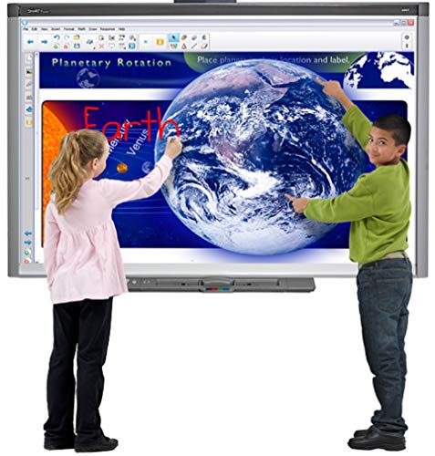 SMARTBoard SB680-R2-846142 77' Interactive Whiteboard & Projector combo