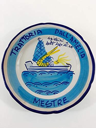 ALE E COMMERCE Piatto del Buon Ricordo Trattoria dall Amelia Mestre