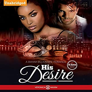 His Desire audiobook cover art