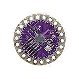 ZXJUAN Taladro Cepillo Lilypad 328 Placa Base ATmega328P ATmega328 Junta 16M Principal Fit for Arduino